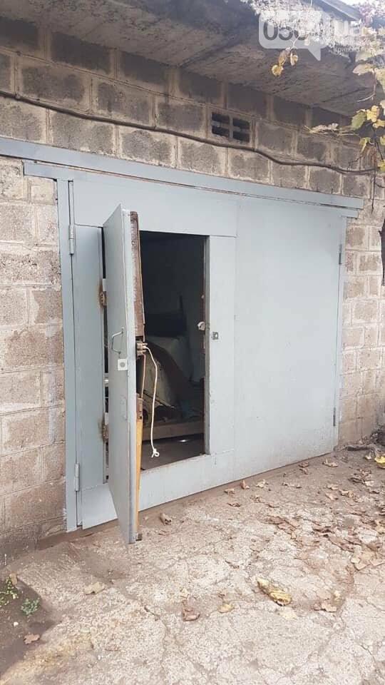 Незаконный пункт приема металла обнаружили криворожские полицейские, - ФОТО , фото-1