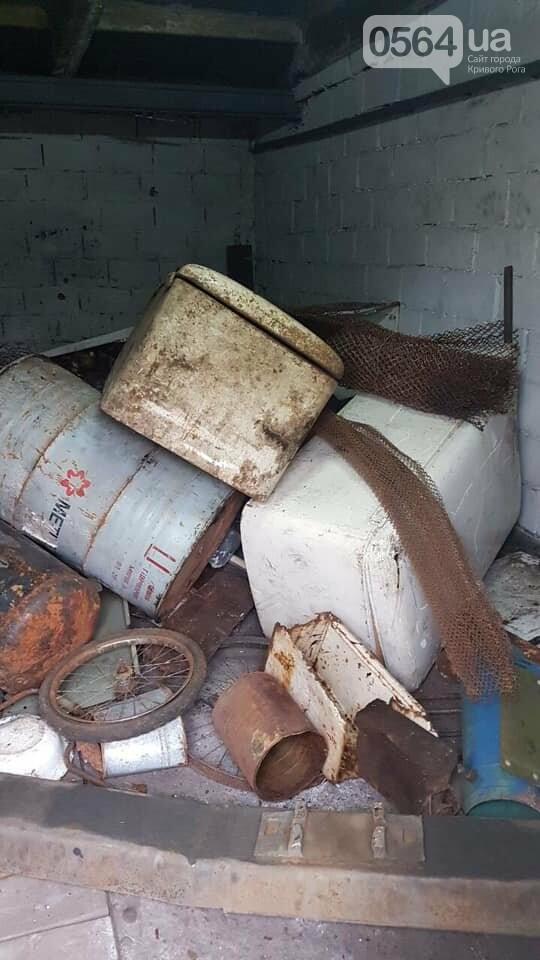 Незаконный пункт приема металла обнаружили криворожские полицейские, - ФОТО , фото-5