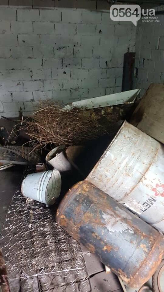 Незаконный пункт приема металла обнаружили криворожские полицейские, - ФОТО , фото-3