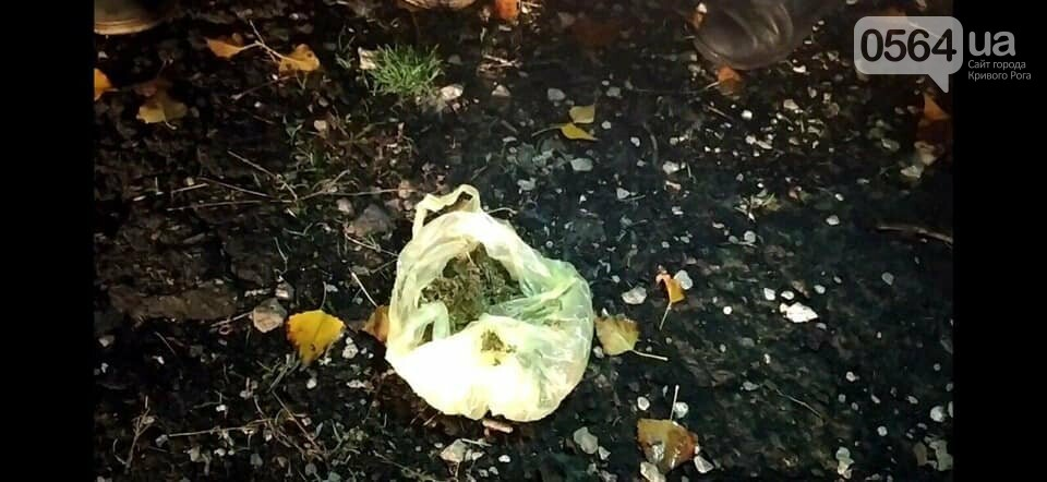 "В Кривом Роге мужчину задержали с пакетиком ""травки"", - ФОТО , фото-2"