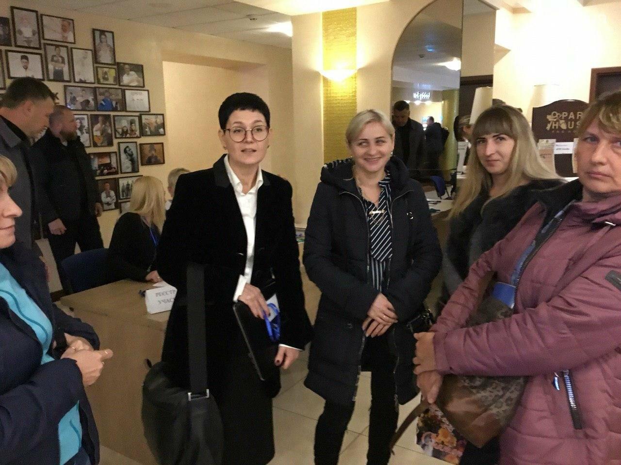 Жители Широковского района пытались попасть на выездное заседание эко - Комитета Рады в Кривом Роге, - ФОТО, ВИДЕО, фото-2