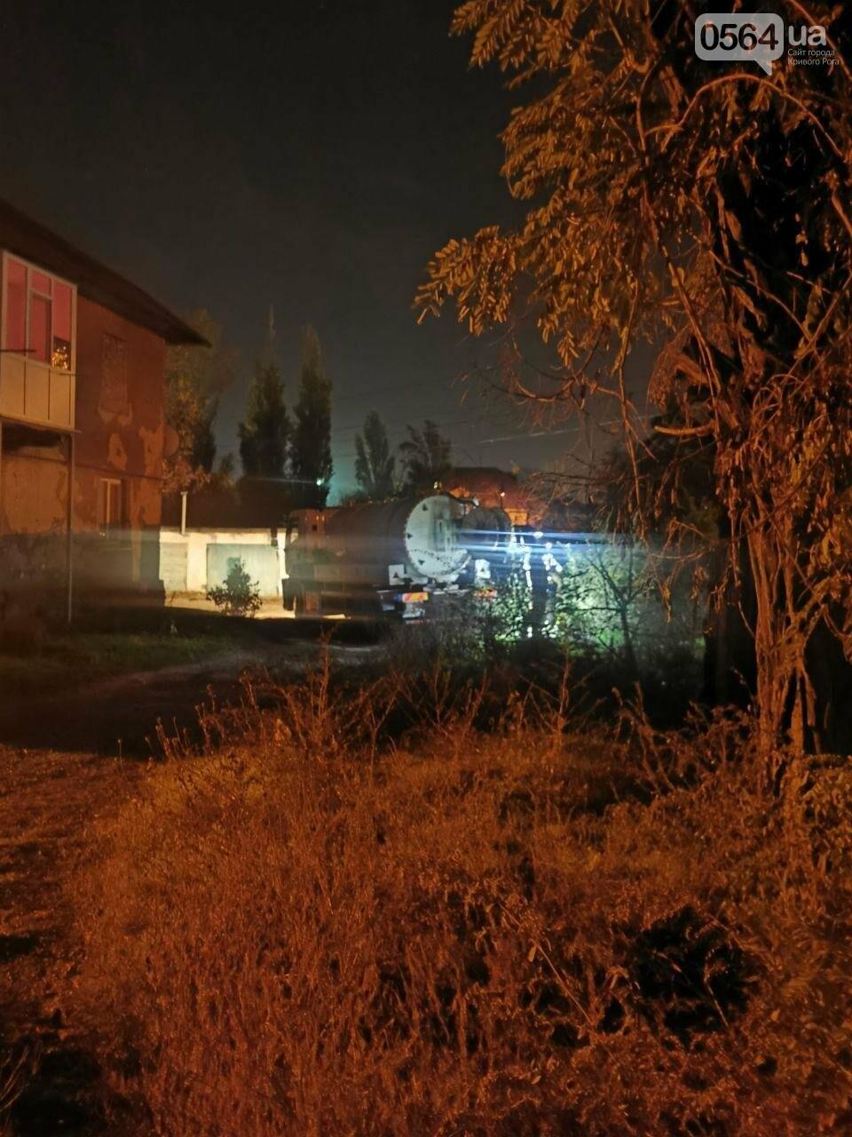 Криворожане, которые сидят без отопления, остались без воды, а потом их затопило фекалиями, - ФОТО, ВИДЕО , фото-8