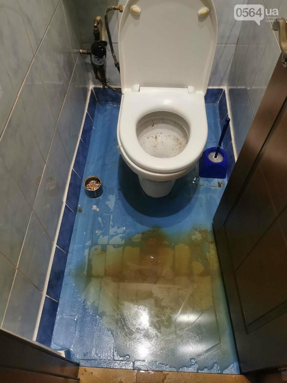 Криворожане, которые сидят без отопления, остались без воды, а потом их затопило фекалиями, - ФОТО, ВИДЕО , фото-10
