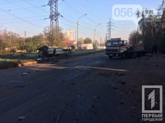В Кривом Роге BMW X5 влетел в дерево: пострадала пассажирка, а водитель скрылся с места происшествия, - ФОТО , фото-2