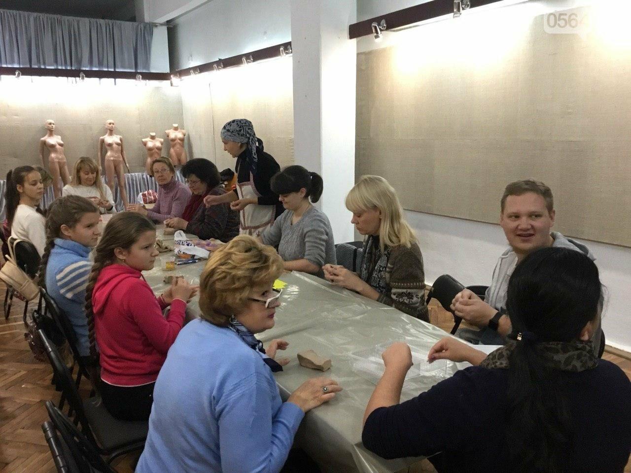 В криворожском музее провели увлекательный мастер-класс, - ФОТО, ВИДЕО, фото-5