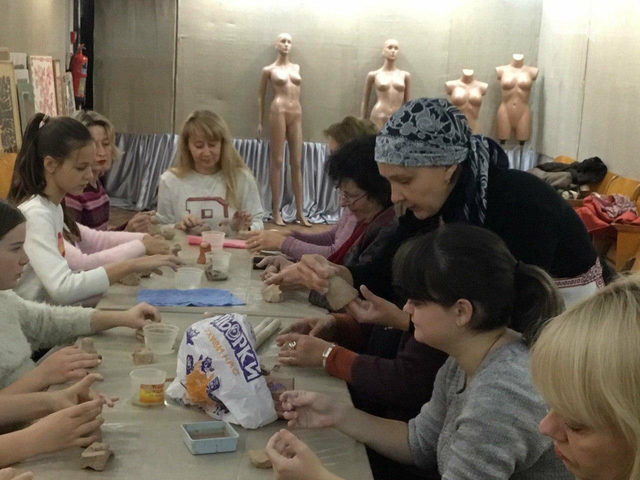 В криворожском музее провели увлекательный мастер-класс, - ФОТО, ВИДЕО, фото-12