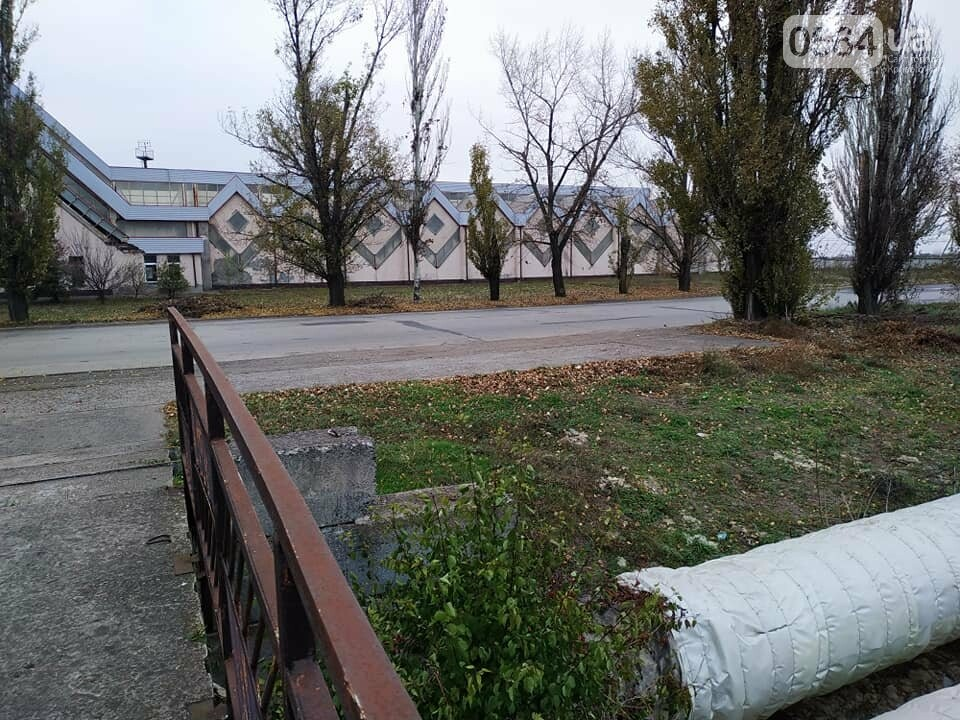 """Криворожский """"тепловик"""" после изоляции труб, оставил после себя строительный мусор, - ФОТО , фото-3"""