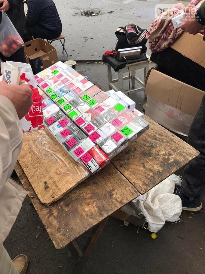Криворожанин, торговавший сигаретами из багажника машины, заплатит штраф, - ФОТО , фото-2
