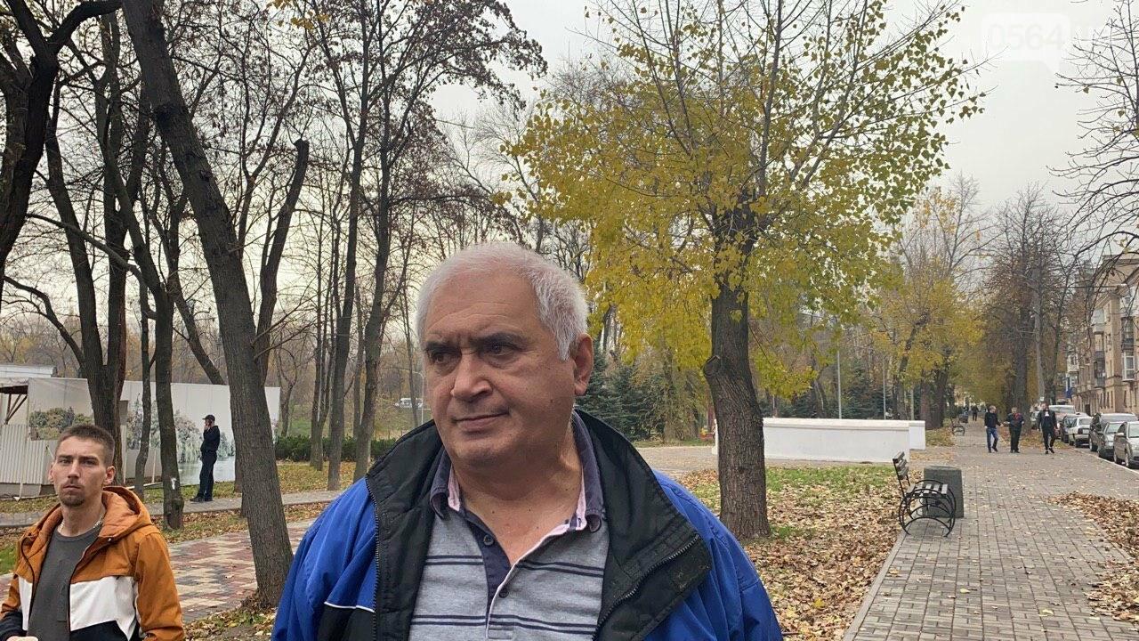 Криворожские таксисты приехали в суд чтобы требовать справедливого наказания нацгвардейцу, напавшему на их коллегу, - ФОТО. ВИДЕО , фото-8