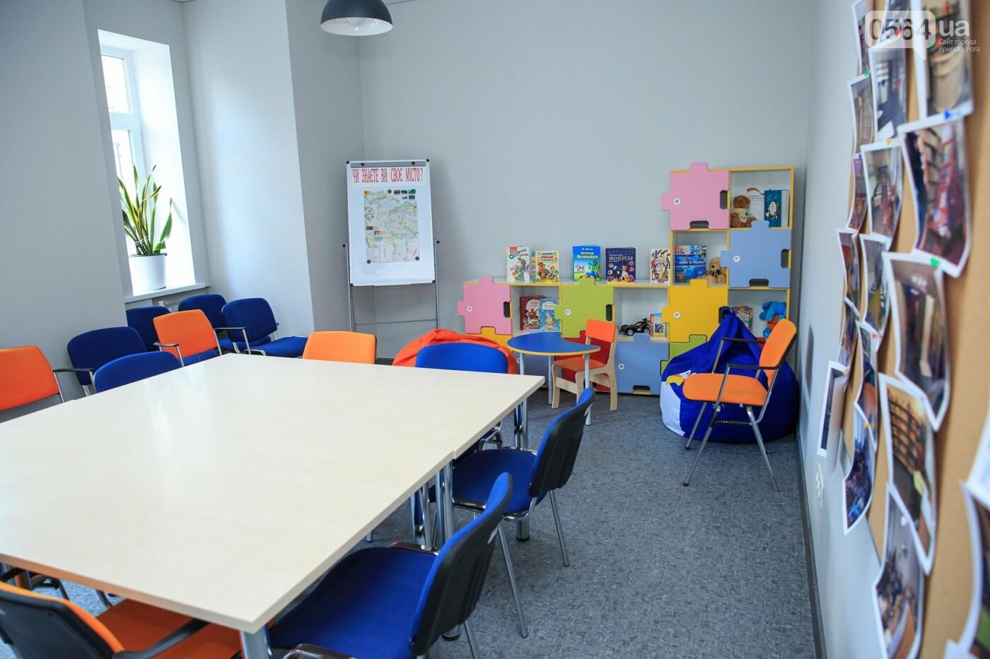 В Кривом Роге появилась самая модернизированная библиотека, фото-4