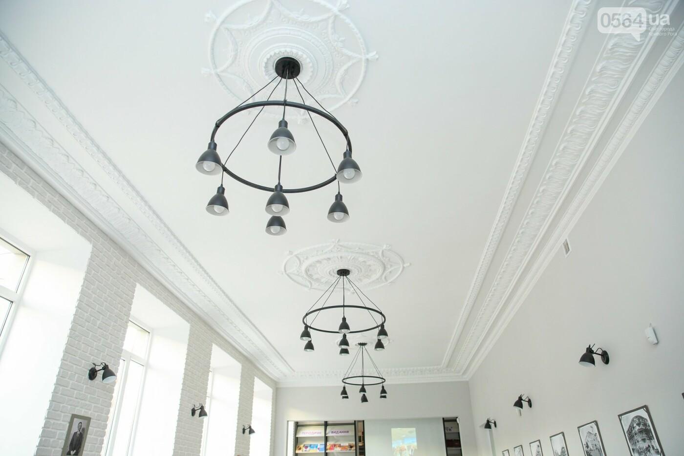 В Кривом Роге появилась самая модернизированная библиотека, фото-1