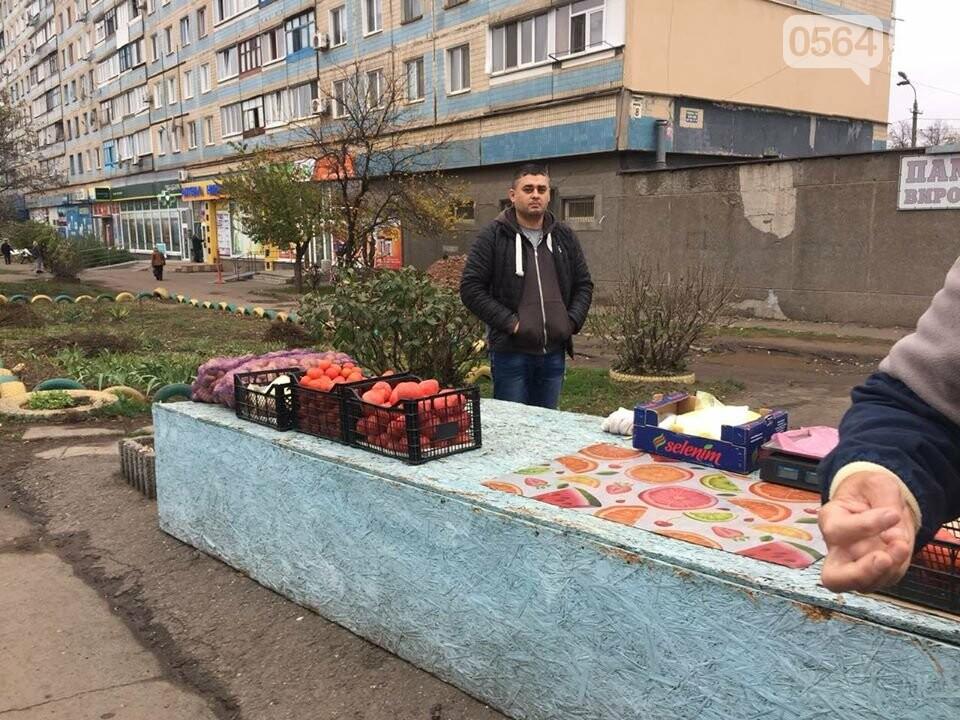 """В Покровском районе полиция с чиновниками пытались в очередной раз избавиться от """"стихийщиков"""", - ФОТО , фото-5"""