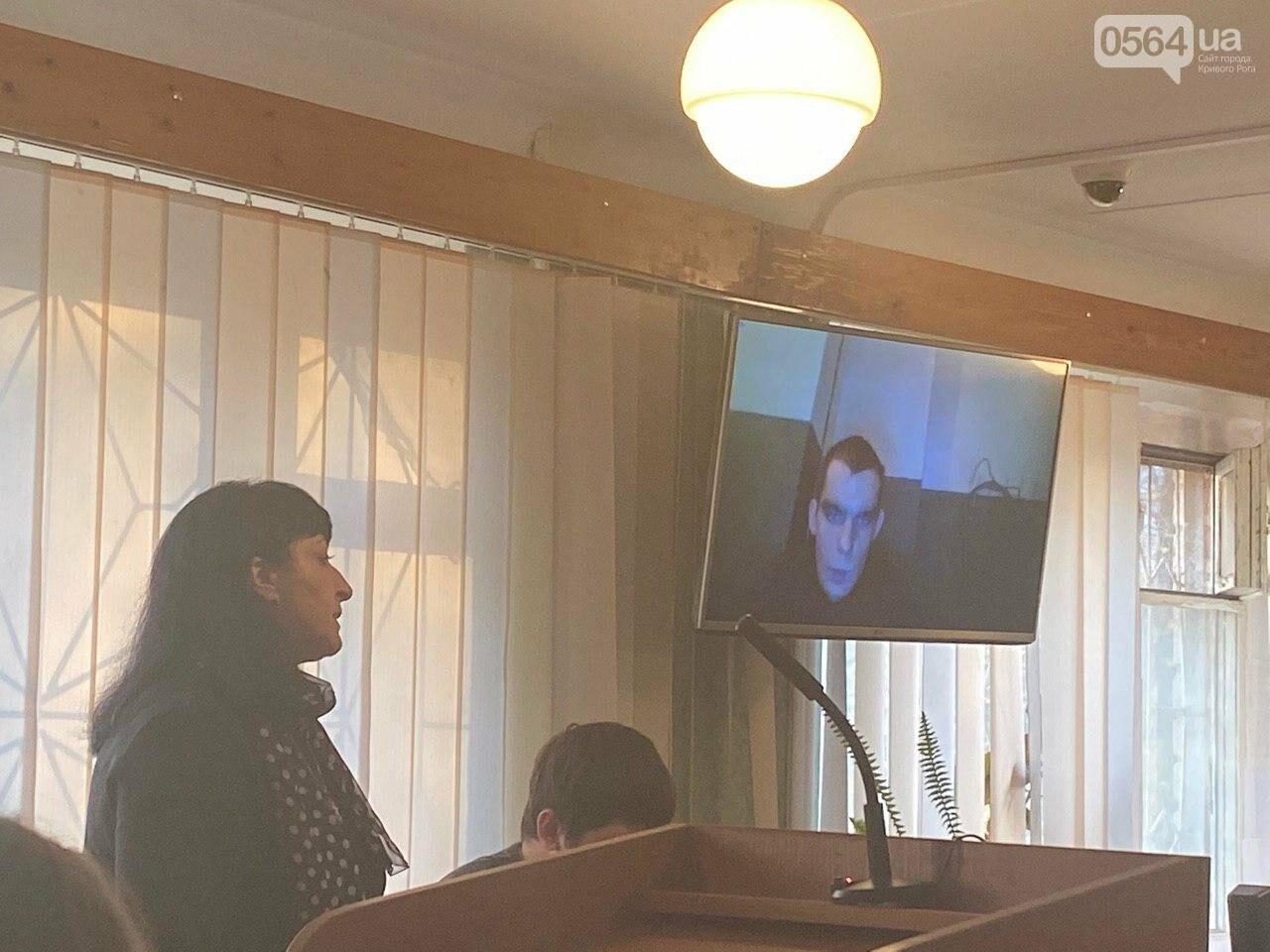 Нацгвардейца, исполосовавшего ножом таксиста в Кривом Роге, оставили под стражей еще на 2 месяца, - ФОТО , фото-21