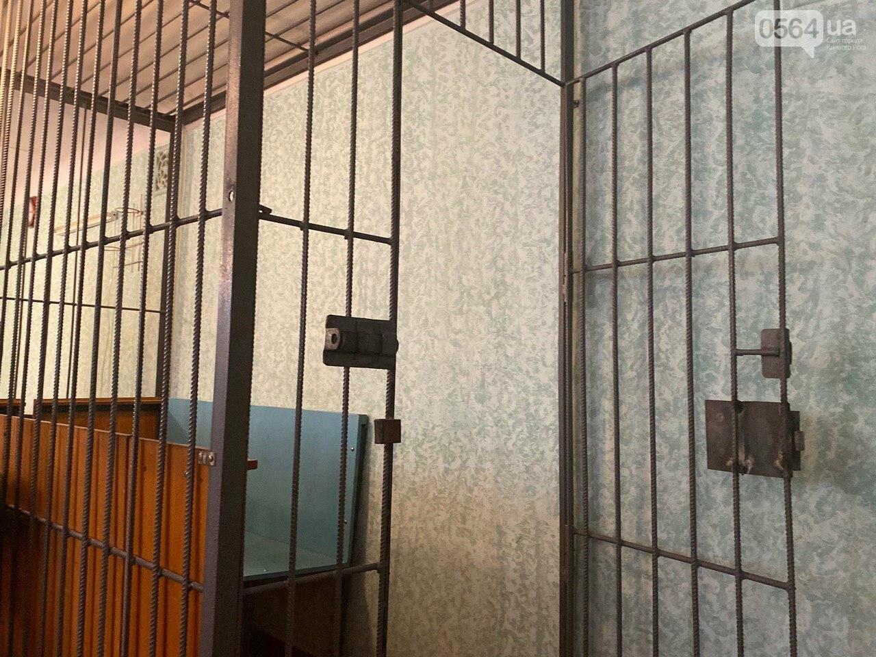 Нацгвардейца, исполосовавшего ножом таксиста в Кривом Роге, оставили под стражей еще на 2 месяца, - ФОТО , фото-8