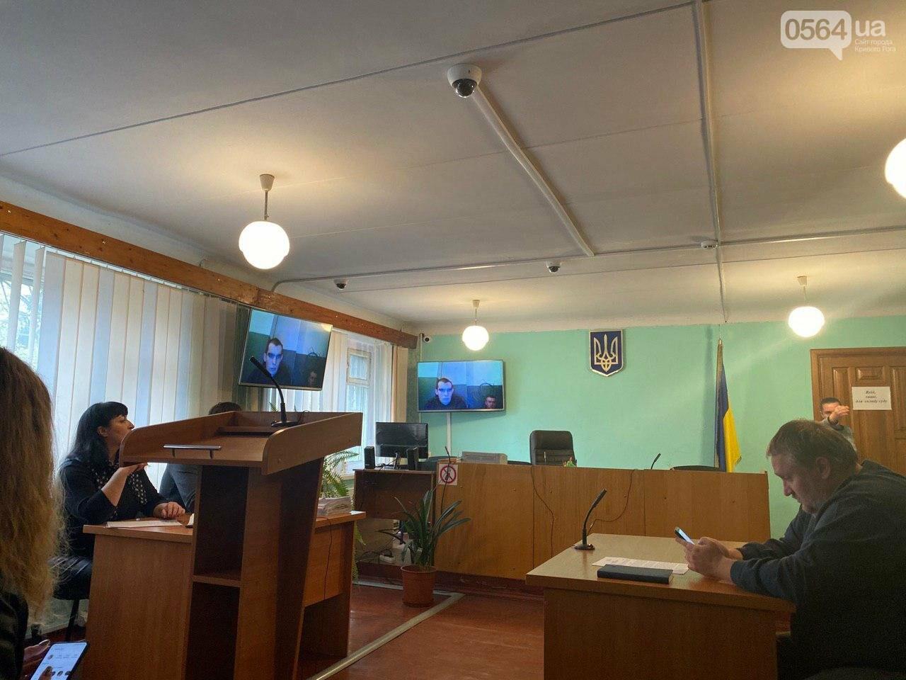 Нацгвардейца, исполосовавшего ножом таксиста в Кривом Роге, оставили под стражей еще на 2 месяца, - ФОТО , фото-5