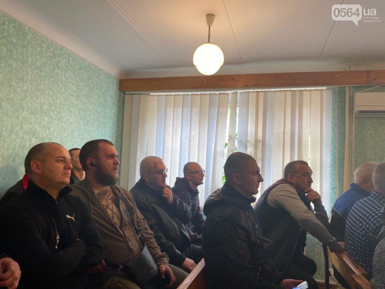 Нацгвардейца, исполосовавшего ножом таксиста в Кривом Роге, оставили под стражей еще на 2 месяца, - ФОТО , фото-1