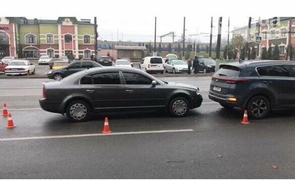 В Кривом Роге возле железнодорожной станции произошло ДТП, - ФОТО , фото-9