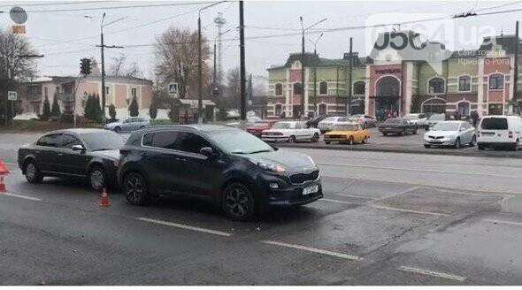 В Кривом Роге возле железнодорожной станции произошло ДТП, - ФОТО , фото-5