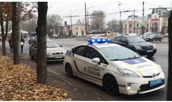 В Кривом Роге возле железнодорожной станции произошло ДТП, - ФОТО , фото-6