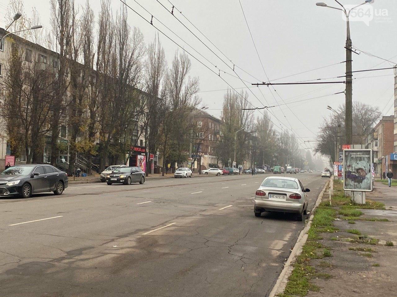 На центральном проспекте в Кривом Роге устроили молчаливый протест, - ФОТО, ВИДЕО, фото-6