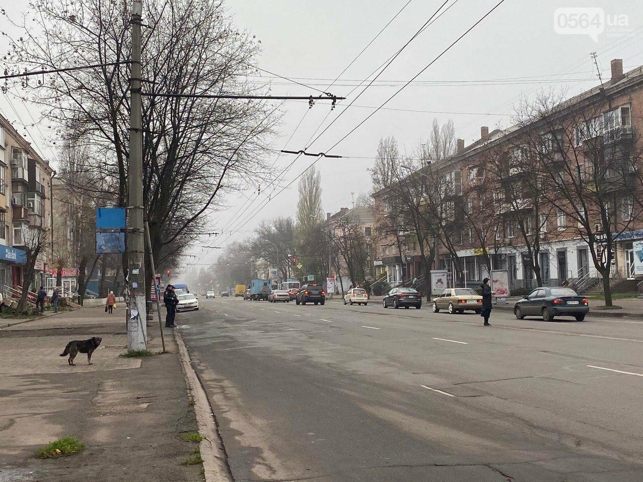 На центральном проспекте в Кривом Роге устроили молчаливый протест, - ФОТО, ВИДЕО, фото-7