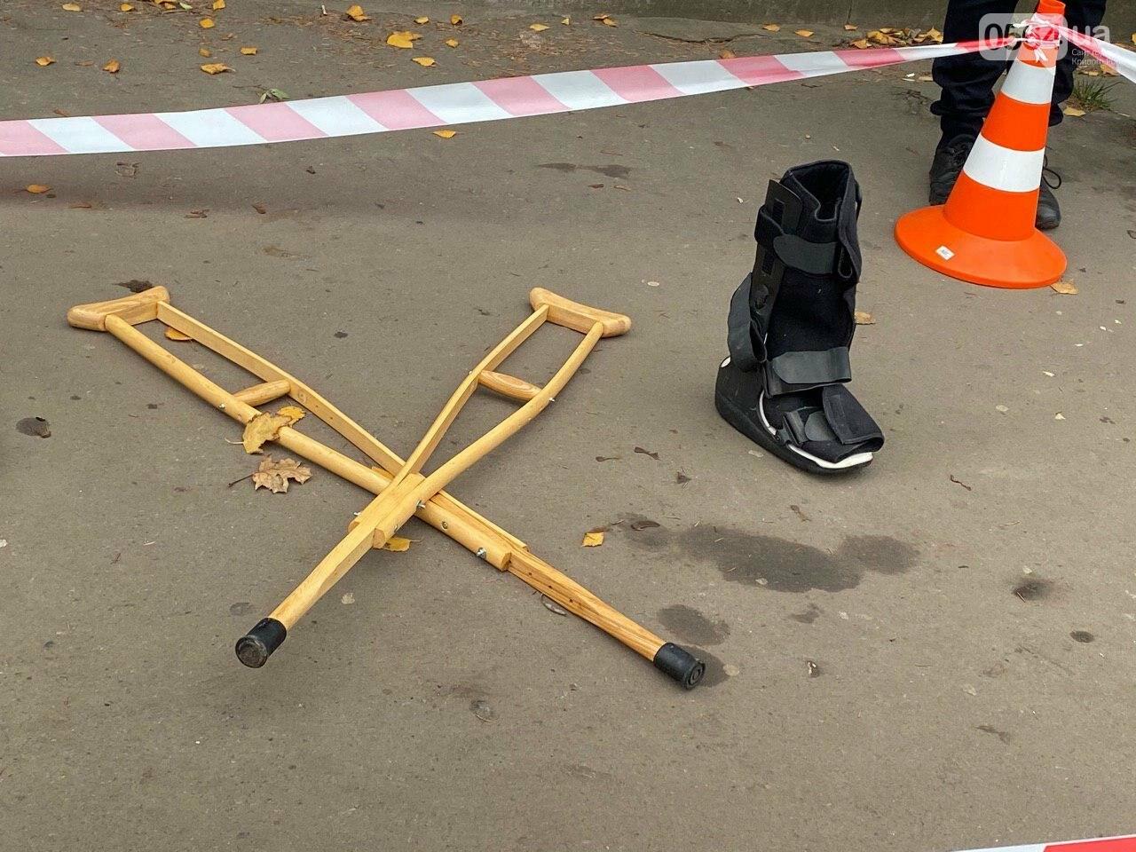 На центральном проспекте в Кривом Роге устроили молчаливый протест, - ФОТО, ВИДЕО, фото-17