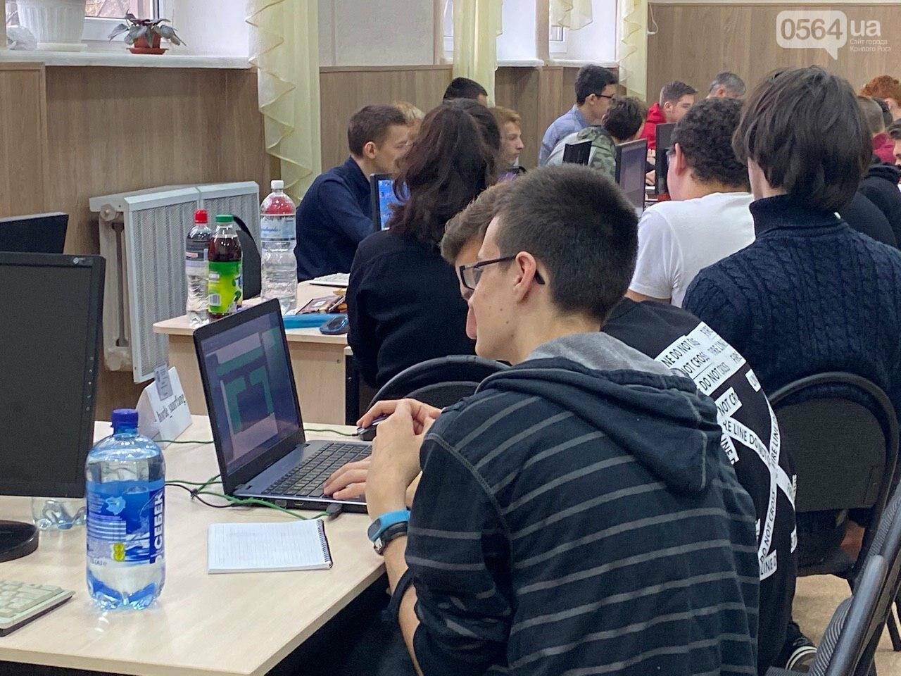 Впервые в Кривом Роге проходит Всеукраинский турнир юных информатиков, - ФОТО, фото-15