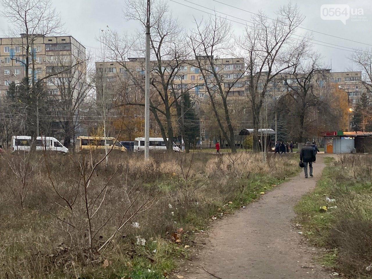 В Кривом Роге предприниматель помогла благоустроить остановку общественного транспорта, - ФОТО, фото-19