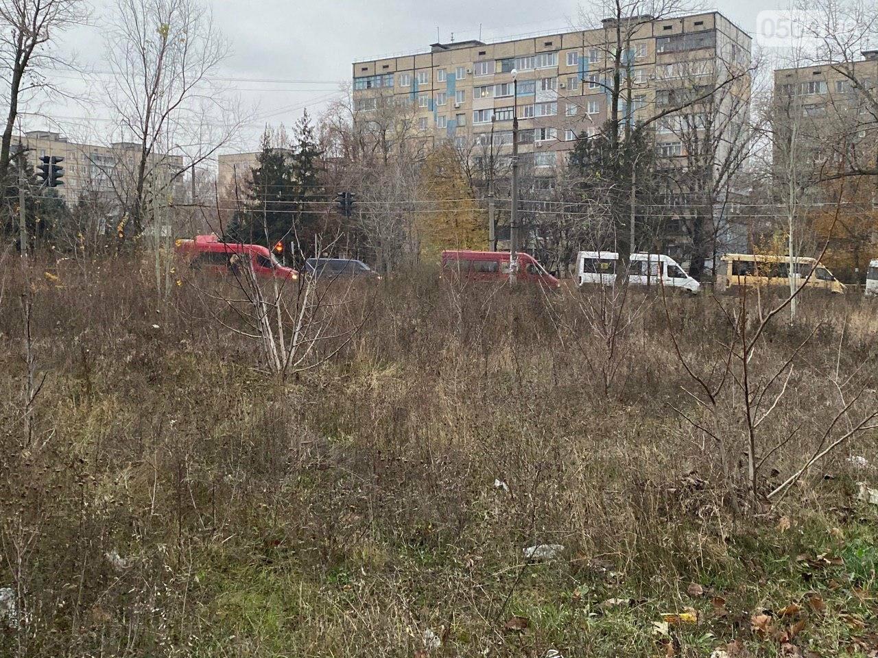 В Кривом Роге предприниматель помогла благоустроить остановку общественного транспорта, - ФОТО, фото-18