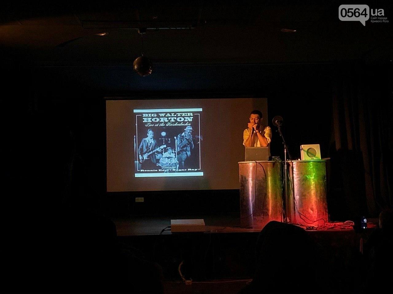 Криворожане слушали блюз на губной гармошке в исполнении своего земляка, - ФОТО, ВИДЕО , фото-19