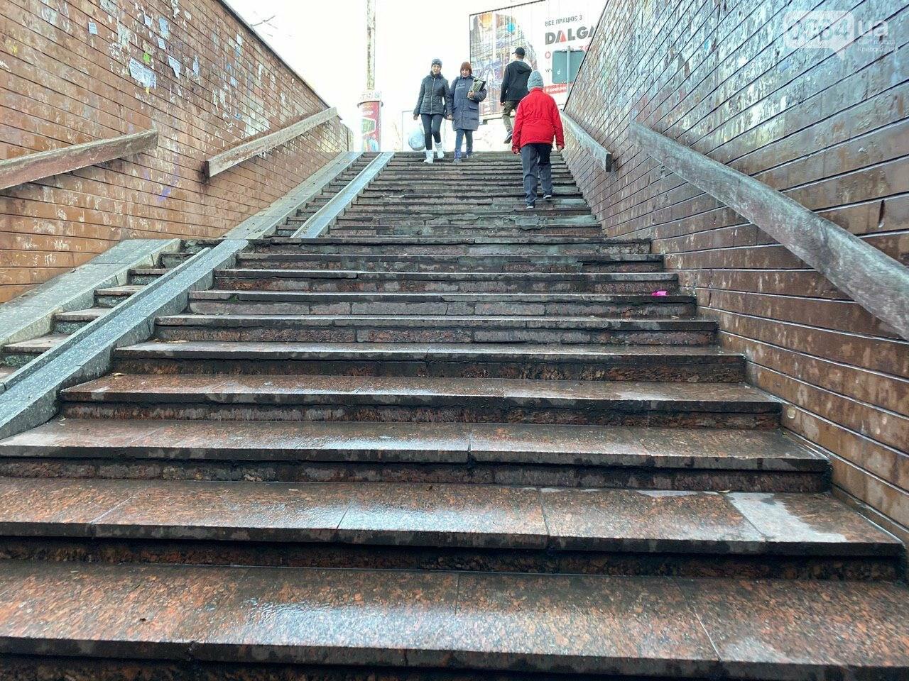 Как выглядит после ремонта переход в центре Кривого Рога, - ФОТО , фото-36