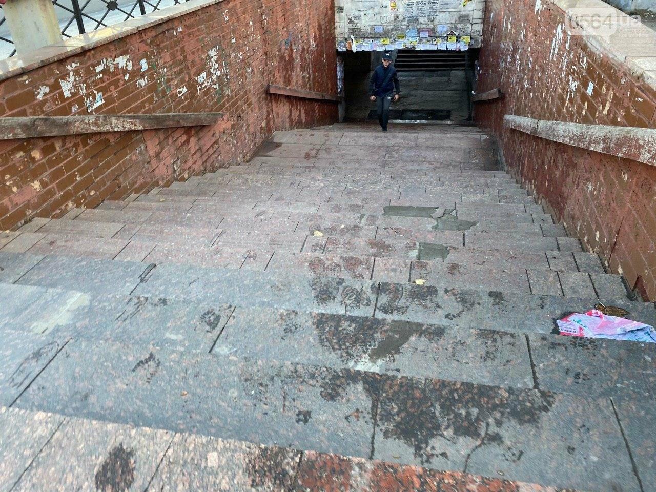 Как выглядит после ремонта переход в центре Кривого Рога, - ФОТО , фото-27