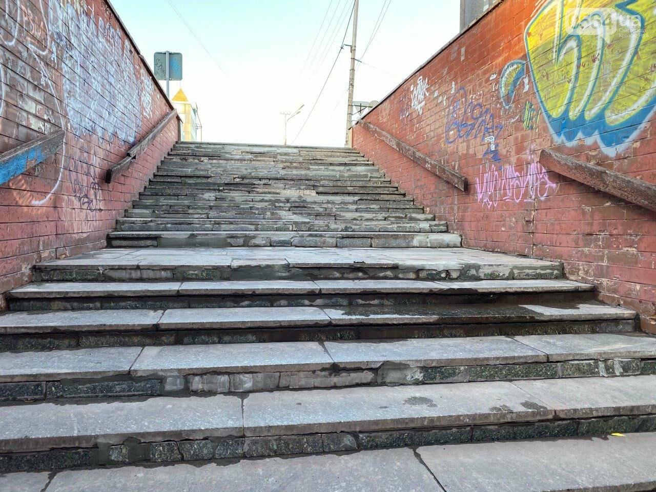 Как выглядит после ремонта переход в центре Кривого Рога, - ФОТО , фото-18