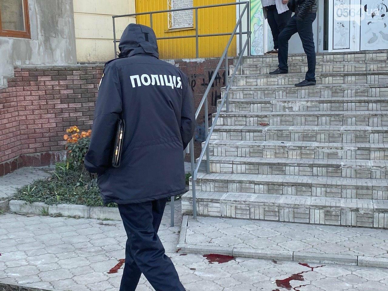 В Кривом Роге из окна 11 этажа выпал мужчина, - ФОТО 18+, фото-12