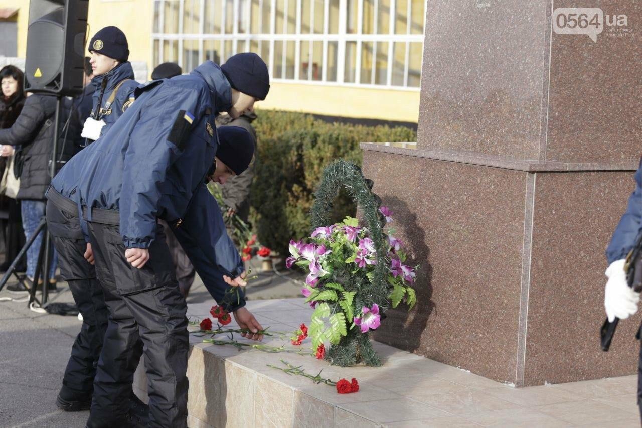 В воинской части 3011 в Кривом Роге почтили память погибших военнослужащих, - ФОТО, ВИДЕО, фото-5
