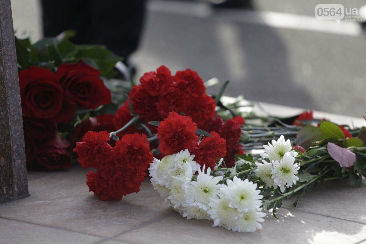 В воинской части 3011 в Кривом Роге почтили память погибших военнослужащих, - ФОТО, ВИДЕО, фото-7