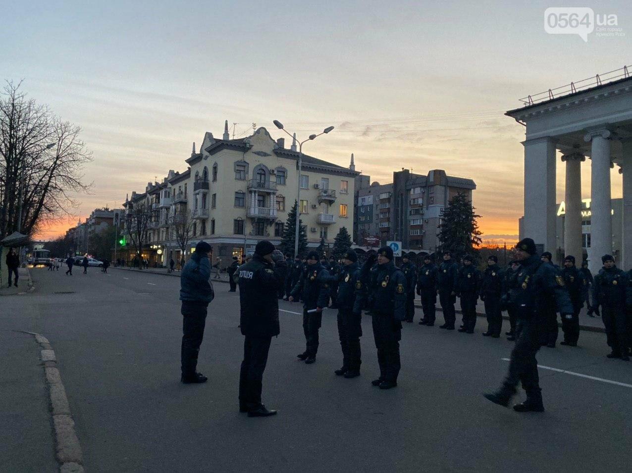 """""""Криворожане будут чувствовать себя в большей безопасности"""": в Центрально-Городском районе начались патрулирования, - ФОТО, ВИДЕО , фото-26"""