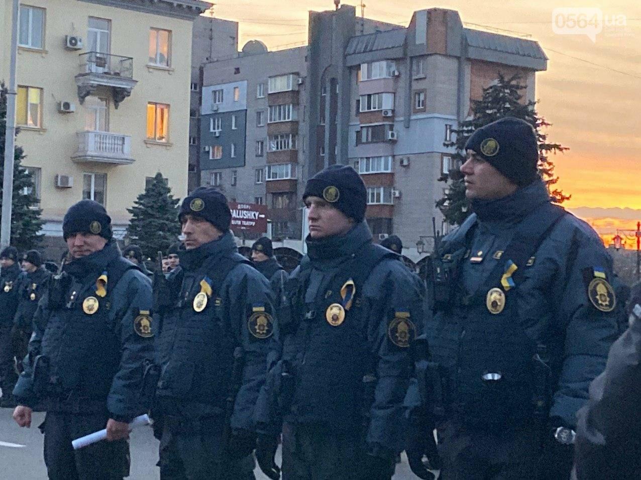 """""""Криворожане будут чувствовать себя в большей безопасности"""": в Центрально-Городском районе начались патрулирования, - ФОТО, ВИДЕО , фото-29"""