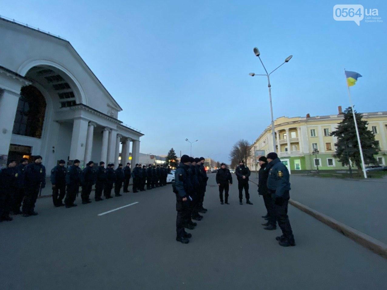 """""""Криворожане будут чувствовать себя в большей безопасности"""": в Центрально-Городском районе начались патрулирования, - ФОТО, ВИДЕО , фото-31"""