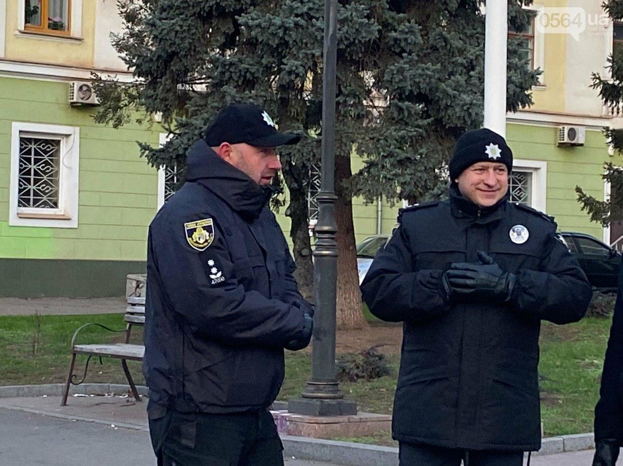 """""""Криворожане будут чувствовать себя в большей безопасности"""": в Центрально-Городском районе начались патрулирования, - ФОТО, ВИДЕО , фото-8"""