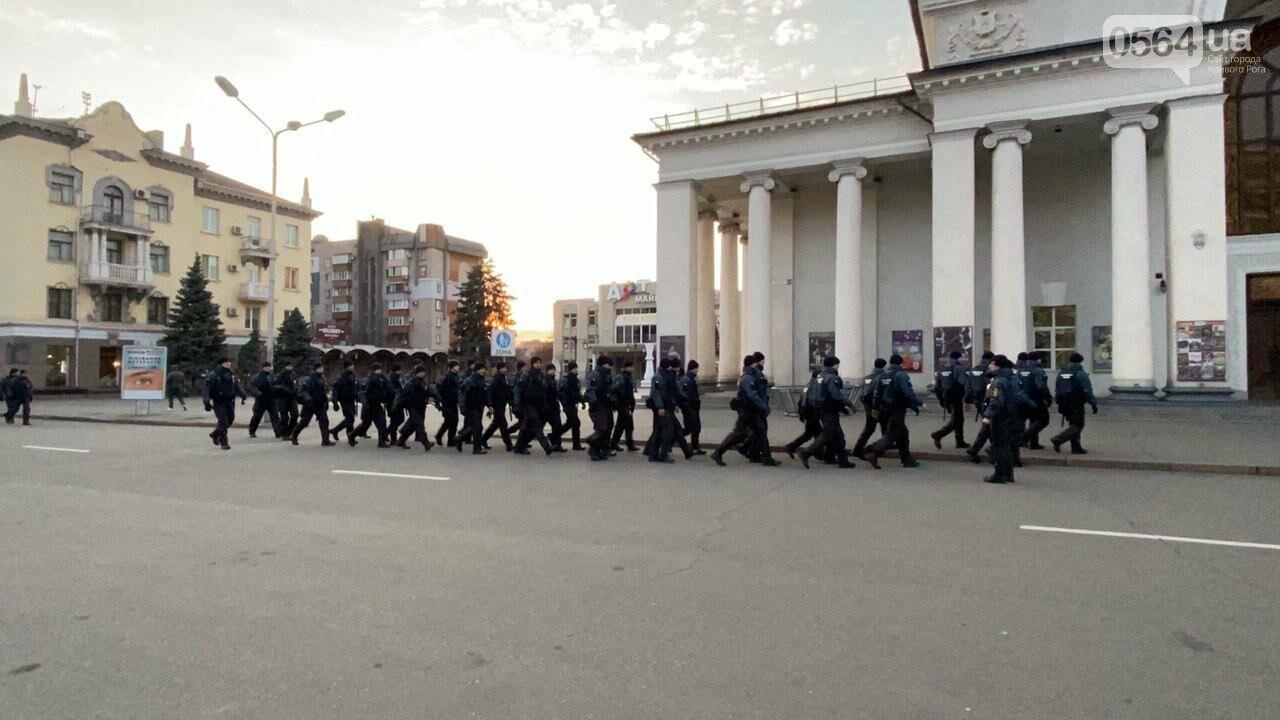 """""""Криворожане будут чувствовать себя в большей безопасности"""": в Центрально-Городском районе начались патрулирования, - ФОТО, ВИДЕО , фото-7"""