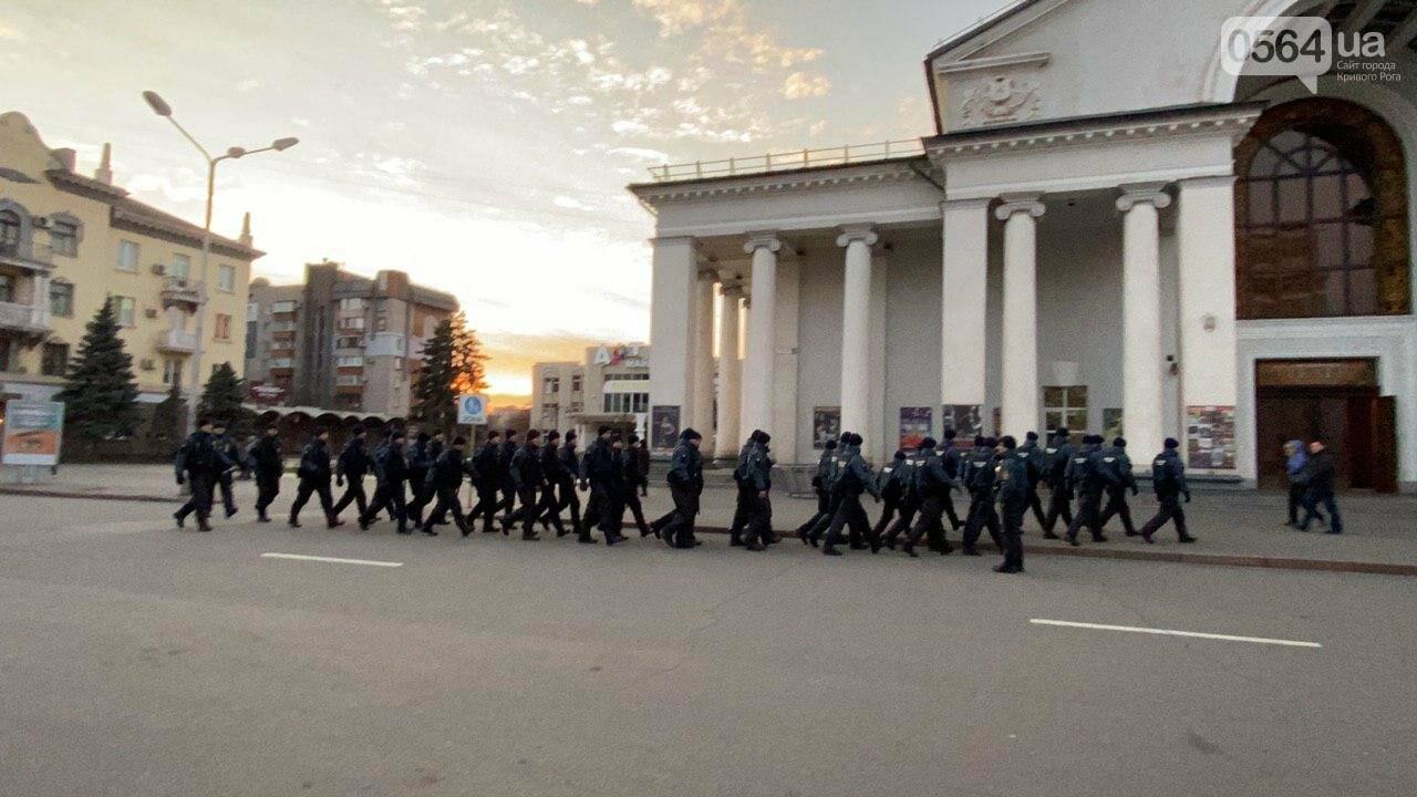 """""""Криворожане будут чувствовать себя в большей безопасности"""": в Центрально-Городском районе начались патрулирования, - ФОТО, ВИДЕО , фото-12"""