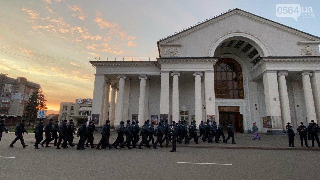 """""""Криворожане будут чувствовать себя в большей безопасности"""": в Центрально-Городском районе начались патрулирования, - ФОТО, ВИДЕО , фото-14"""