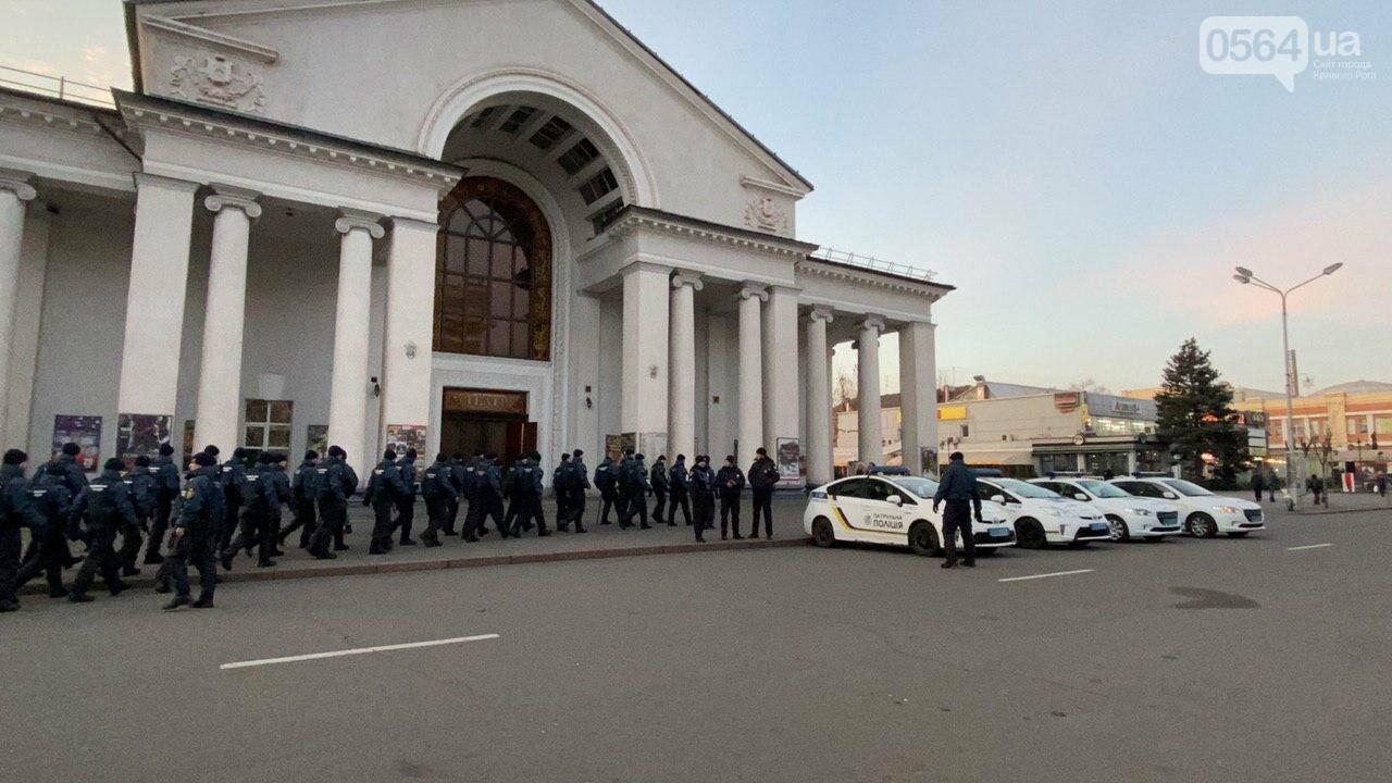 """""""Криворожане будут чувствовать себя в большей безопасности"""": в Центрально-Городском районе начались патрулирования, - ФОТО, ВИДЕО , фото-13"""