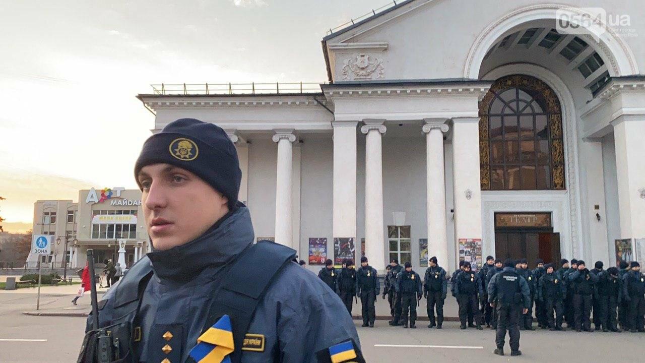 """""""Криворожане будут чувствовать себя в большей безопасности"""": в Центрально-Городском районе начались патрулирования, - ФОТО, ВИДЕО , фото-16"""
