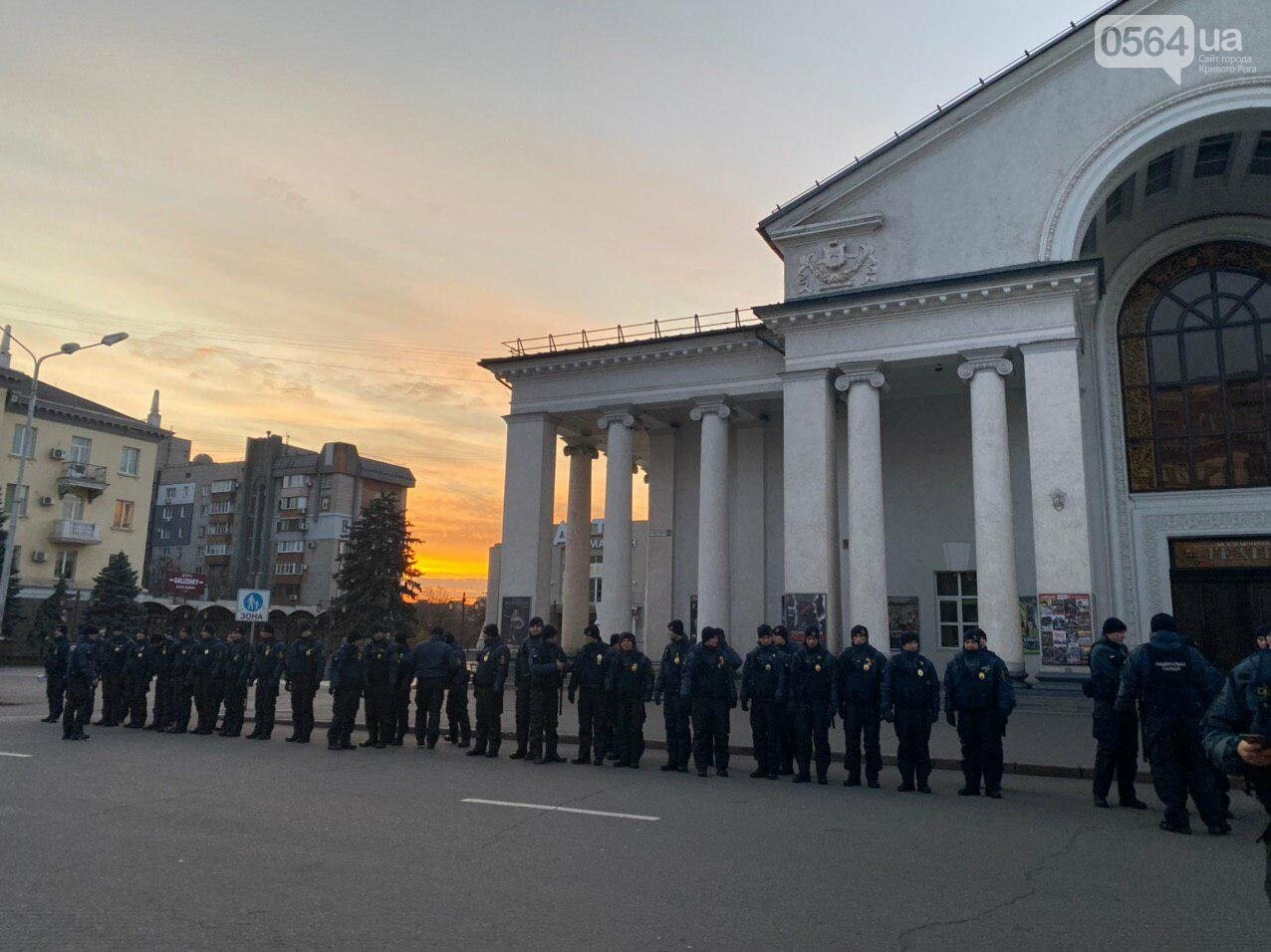 """""""Криворожане будут чувствовать себя в большей безопасности"""": в Центрально-Городском районе начались патрулирования, - ФОТО, ВИДЕО , фото-17"""