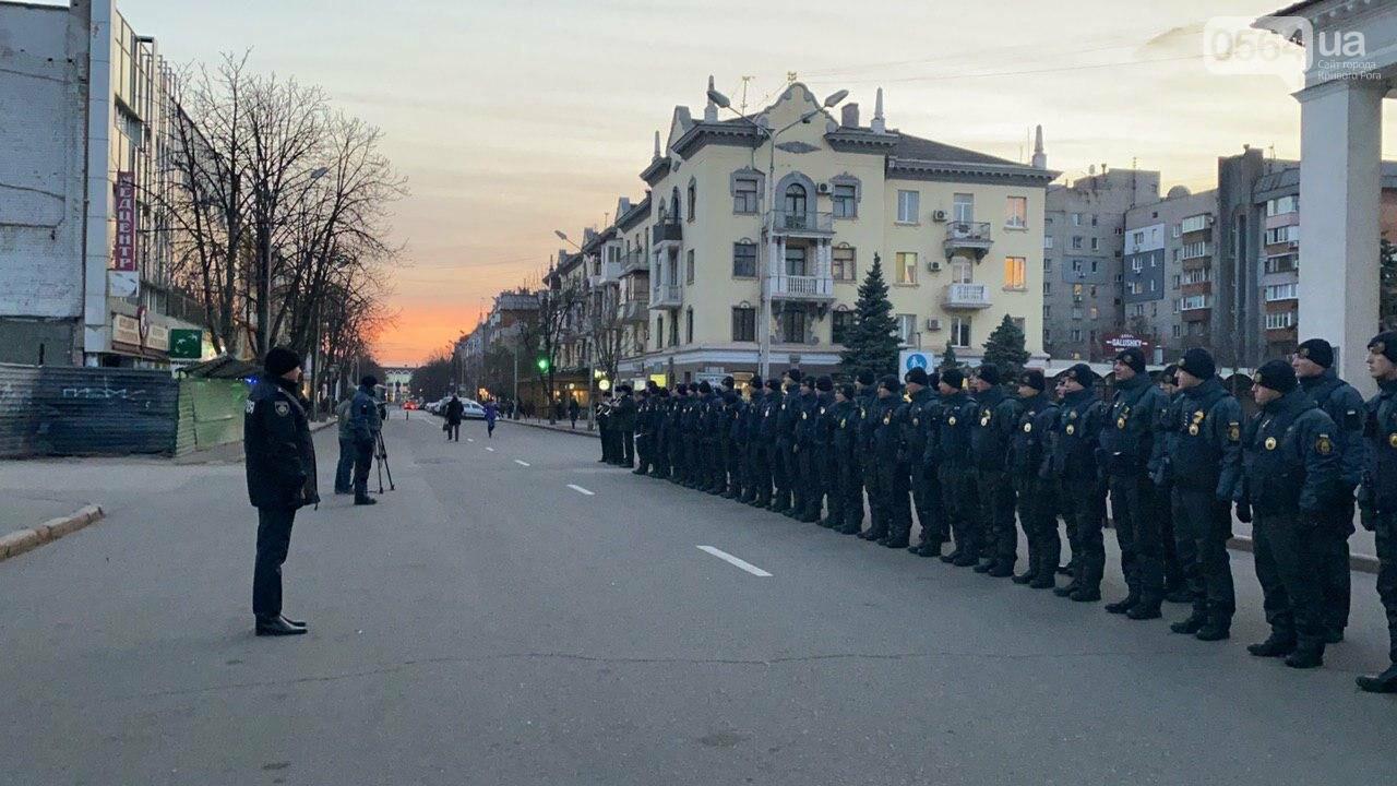 """""""Криворожане будут чувствовать себя в большей безопасности"""": в Центрально-Городском районе начались патрулирования, - ФОТО, ВИДЕО , фото-22"""