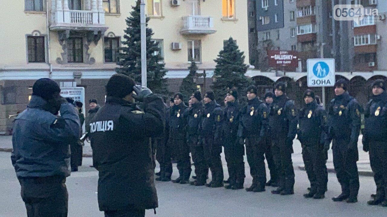 """""""Криворожане будут чувствовать себя в большей безопасности"""": в Центрально-Городском районе начались патрулирования, - ФОТО, ВИДЕО , фото-23"""