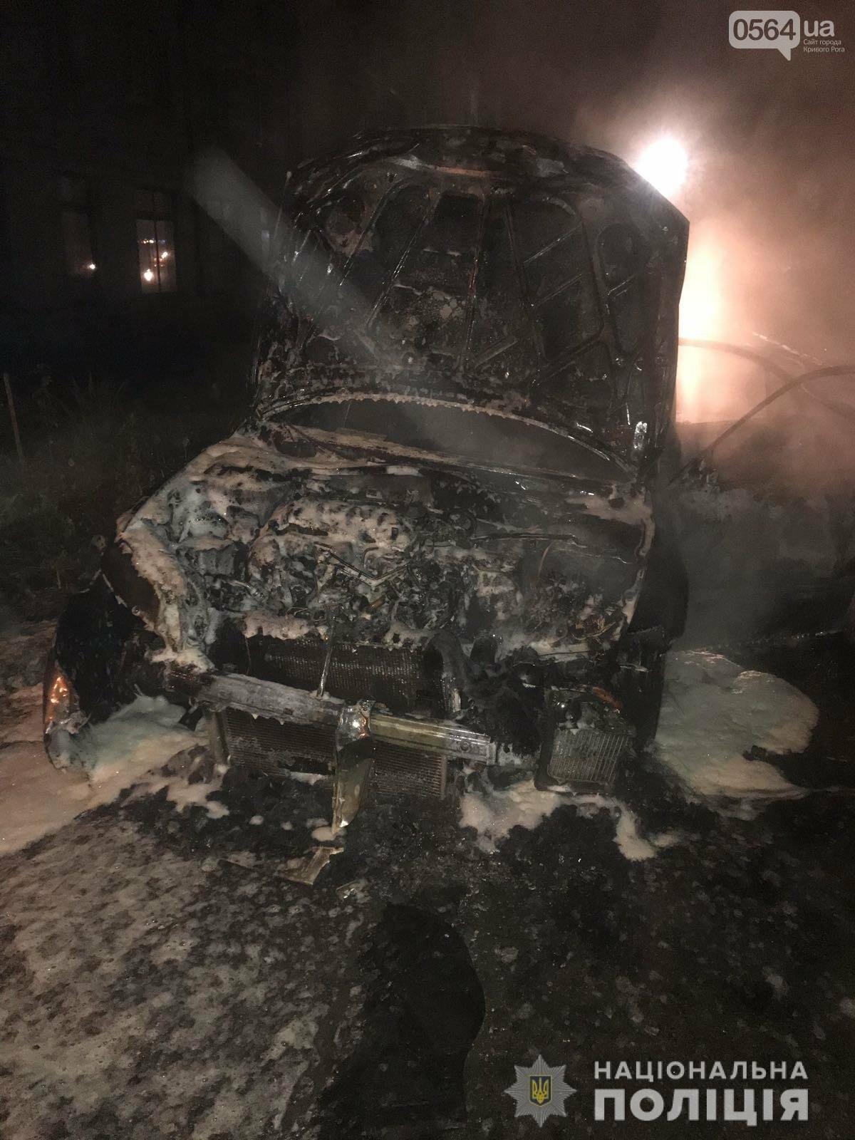Задержан рецидивист, который сжег машину полицейскому, - ФОТО , фото-2