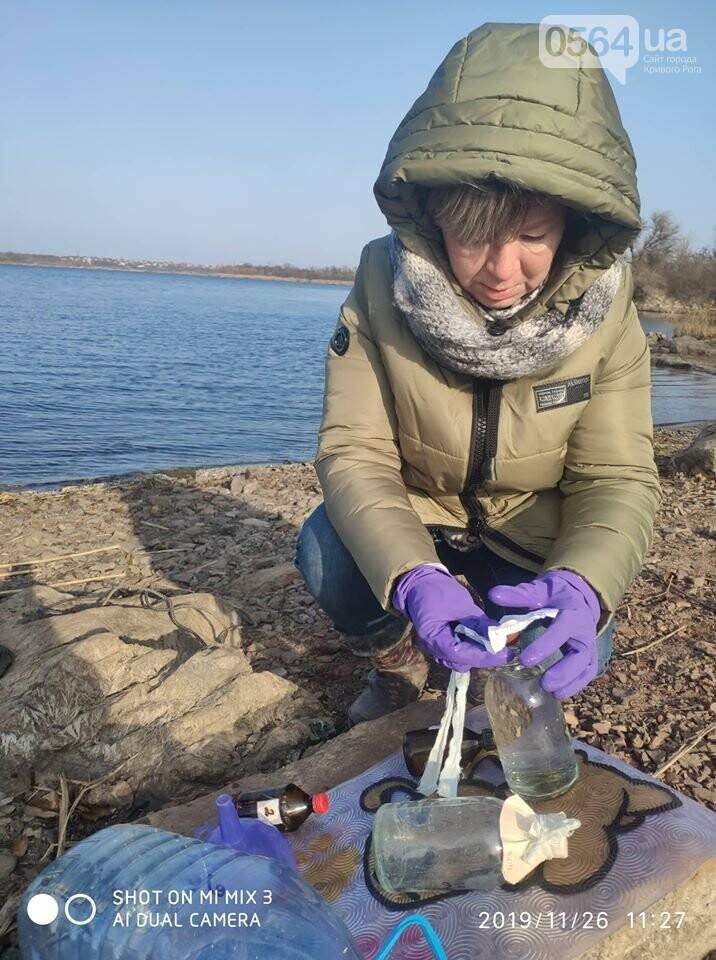 Экологи взяли пробы воды в реке Ингулец, - ФОТО , фото-2